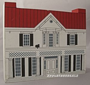 The Fredrick Douglas House