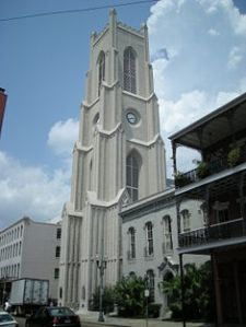 Saint Patricks Church, New Orleans, La.