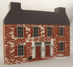 The John Belville House, Dayton, Ohio