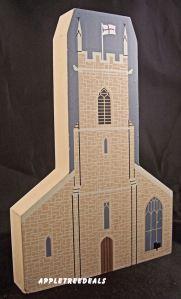 1995 Cotswold Saint Leonard's Church